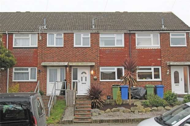2 Bedrooms Terraced House for sale in Watsons Hill, Sittingbourne, Kent