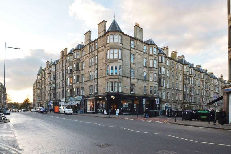 3 Bedrooms Flat for sale in 7 Bruntsfield Avenue, Bruntsfield, Edinburgh, EH10 4EL