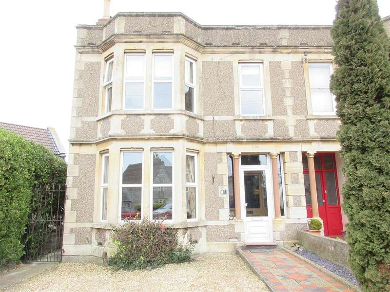 4 Bedrooms End Of Terrace House for sale in Westbourne Avenue, Keynsham, Bristol