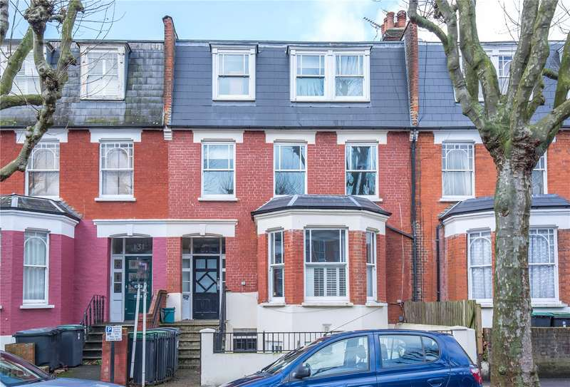 2 Bedrooms Apartment Flat for sale in Stapleton Hall Road, London, N4