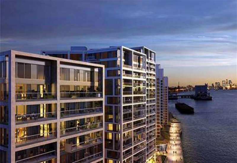 2 Bedrooms Property for sale in Royal Arsenal Riverside, Woolwich, London, SE18