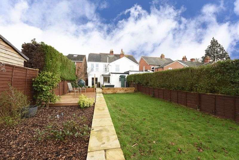 4 Bedrooms Semi Detached House for sale in Lambwood Hill Grazeley