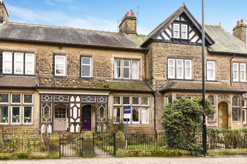 4 Bedrooms Terraced House for sale in Oxford Villas, Guiseley, Leeds, LS20 9AD