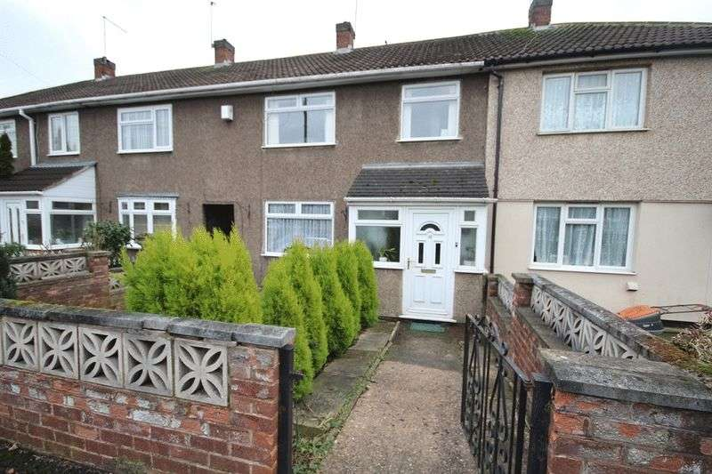 3 Bedrooms Terraced House for sale in MALTON PLACE, BREADSALL HILLTOP