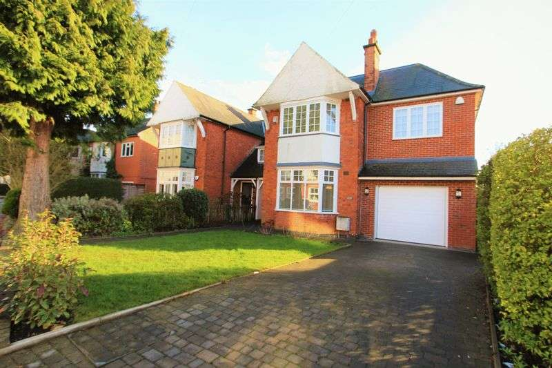5 Bedrooms Semi Detached House for sale in Knighton Church Road, Leicester LE2 3JH