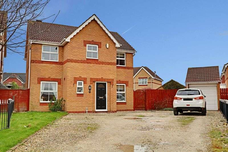4 Bedrooms Detached House for sale in St Clements Way, Hull