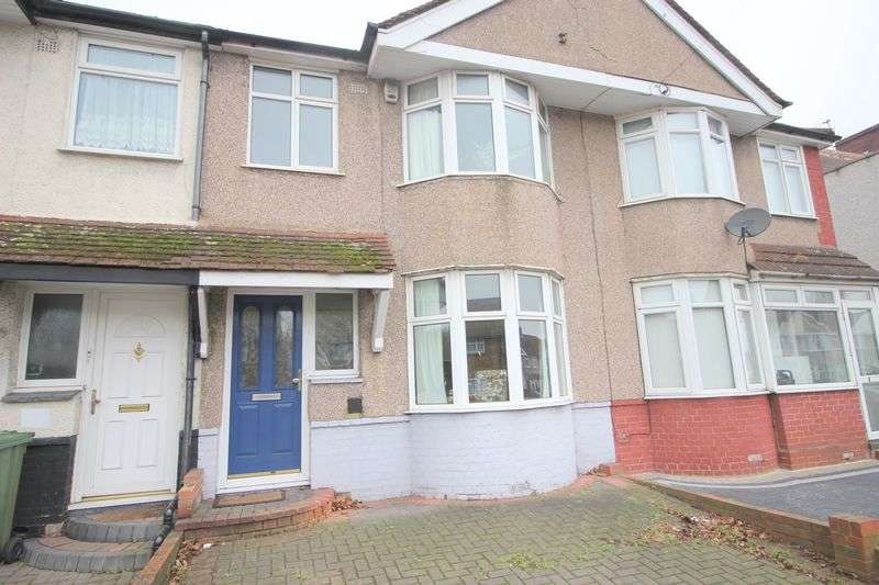 3 Bedrooms Terraced House for sale in Foots Cray Lane, Sidcup, DA14 4NR
