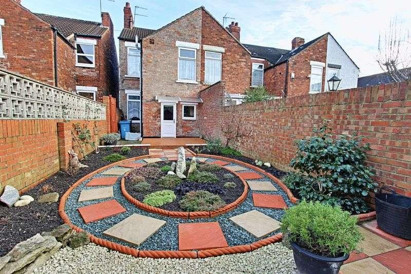 2 Bedrooms Terraced House for sale in Glencoe Street, Hull