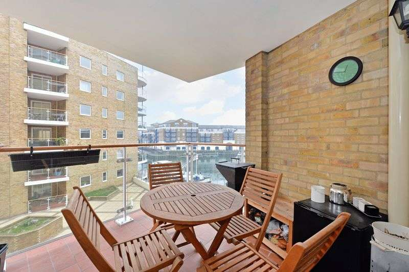 1 Bedroom Flat for sale in Basin Approach, Limehouse, E14