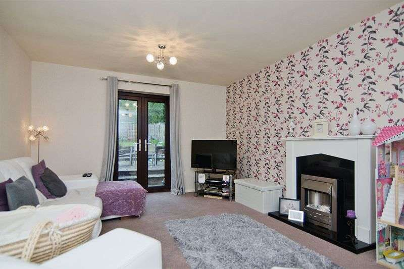 4 Bedrooms Semi Detached House for sale in Brook Lane, Walsall Wood