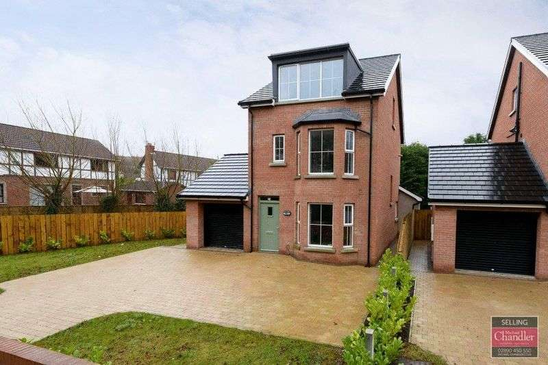 4 Bedrooms Detached House for sale in 75 Castlehill Road, Belfast, BT4 3GQ