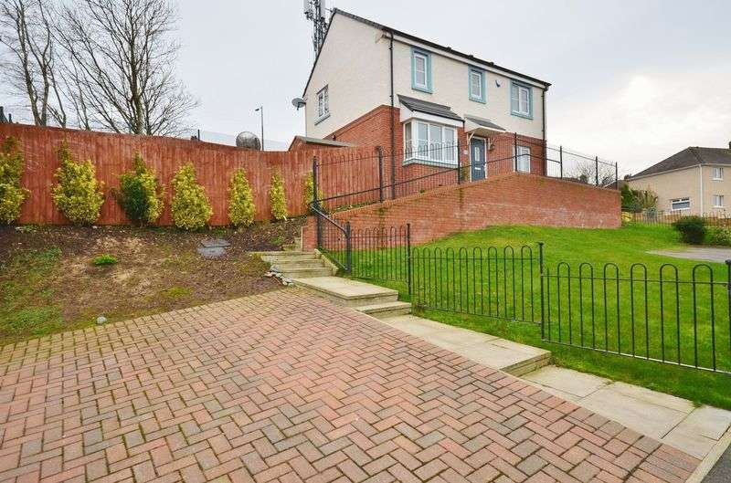 3 Bedrooms Detached House for sale in Whinlatter Gardens, Workington