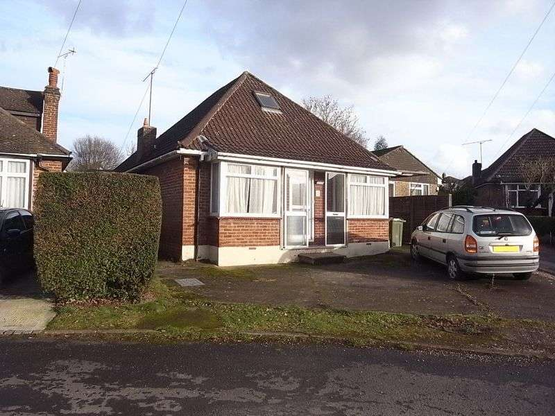 3 Bedrooms Detached Bungalow for sale in Rosemary Crescent, Guildford