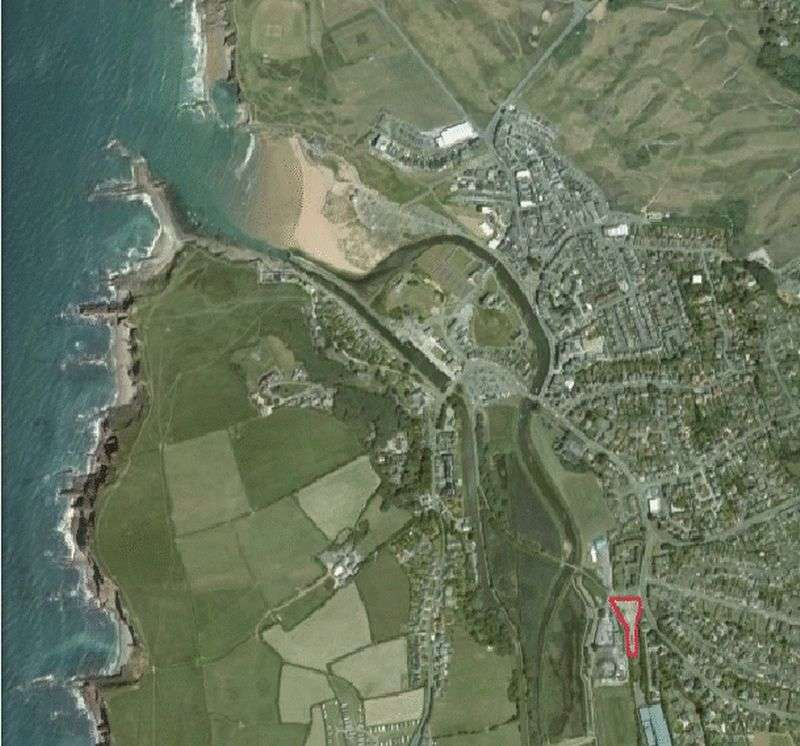 Land Commercial for sale in Kings Hill (beside the town), Bude