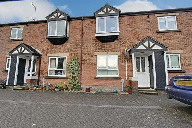 2 Bedrooms Flat for sale in Applegarth Mews, Cottingham