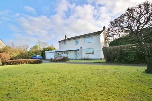 4 Bedrooms Detached House for sale in Newtown, West Pennard, Glastonbury