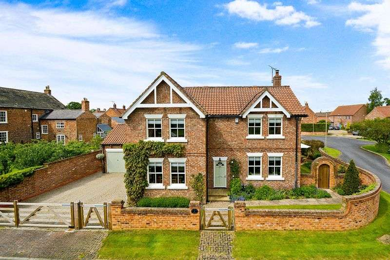 4 Bedrooms Detached House for sale in 5 Old Church Green Kirk Hammerton York North Yorkshire YO26 8DL