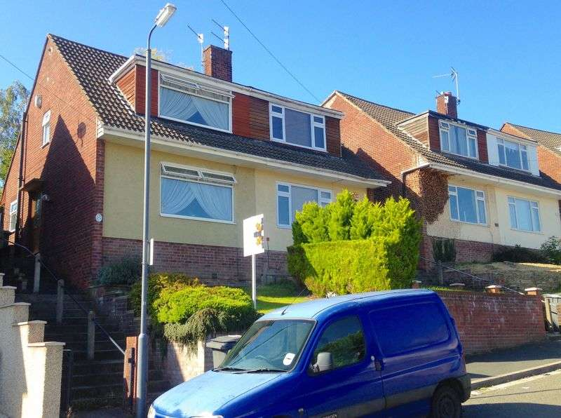 3 Bedrooms Semi Detached House for sale in Crispin Way, Kingswood, Bristol, BS15 4SQ