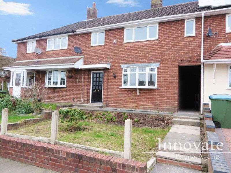 3 Bedrooms Terraced House for sale in Brickhouse Road, Rowley Regis