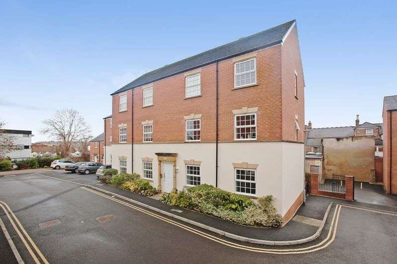 1 Bedroom Flat for sale in CENTRAL TAUNTON