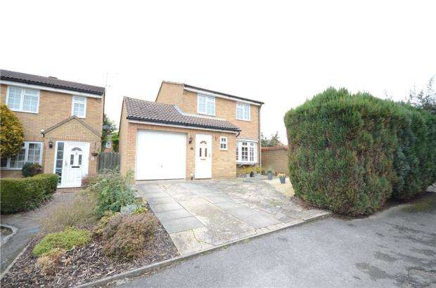 3 Bedrooms Detached House for sale in Appletree Way, Heath Park, Sandhurst