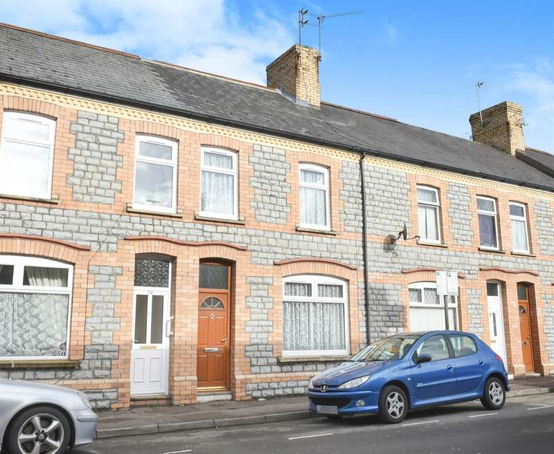 3 Bedrooms Terraced House for sale in Merthyr Street, Barry