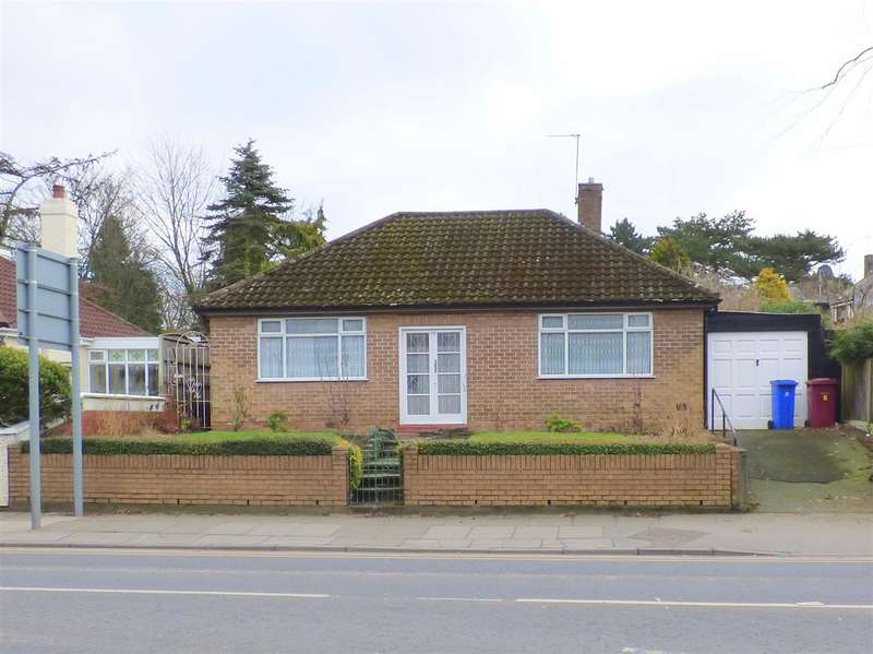 3 Bedrooms Bungalow for sale in Archway Road, Huyton, Liverpool