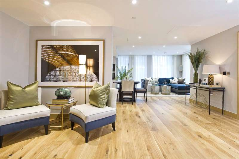 1 Bedroom Flat for sale in Paddington Exchange, North Wharf Road, London, W2