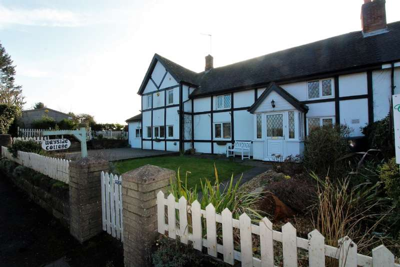 3 Bedrooms Cottage House for sale in Old Stafford Road, Slade Heath