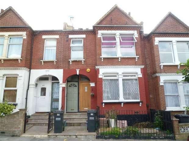 3 Bedrooms Maisonette Flat for sale in Mersham Road, Thornton Heath, Surrey