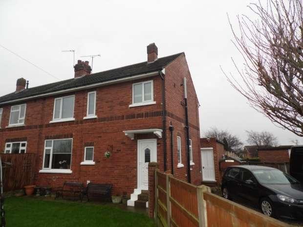 3 Bedrooms Semi Detached House for sale in Castle Hills Road Doncaster