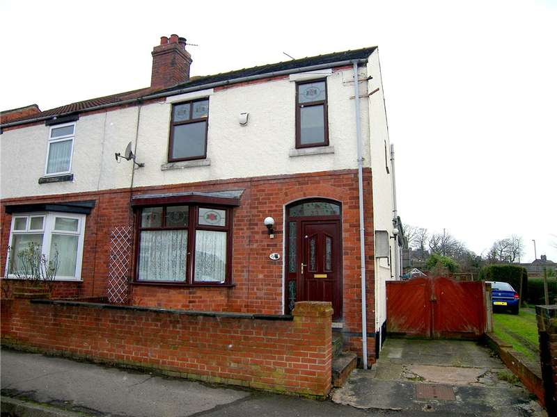 3 Bedrooms Semi Detached House for sale in Wilson Street, Alfreton, Derbyshire, DE55