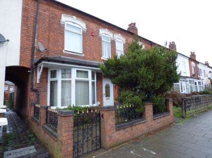 3 Bedrooms Terraced House for sale in Alexander Road, Acocks Green, Birmingham