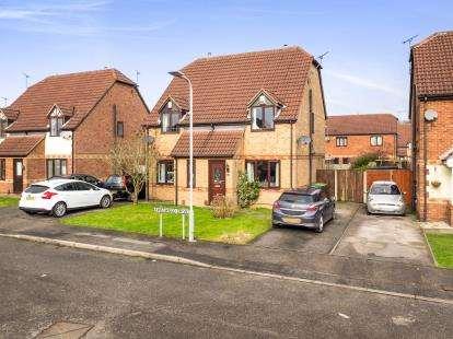 2 Bedrooms Semi Detached House for sale in Kingswood Drive, Kirkby-In-Ashfield, Nottingham, Nottinghamshire