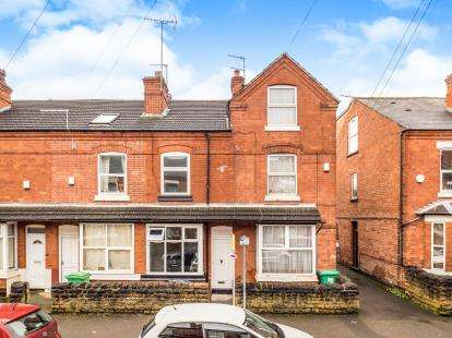 3 Bedrooms Terraced House for sale in Midland Avenue, Lenton, Nottingham, Nottinghamshire