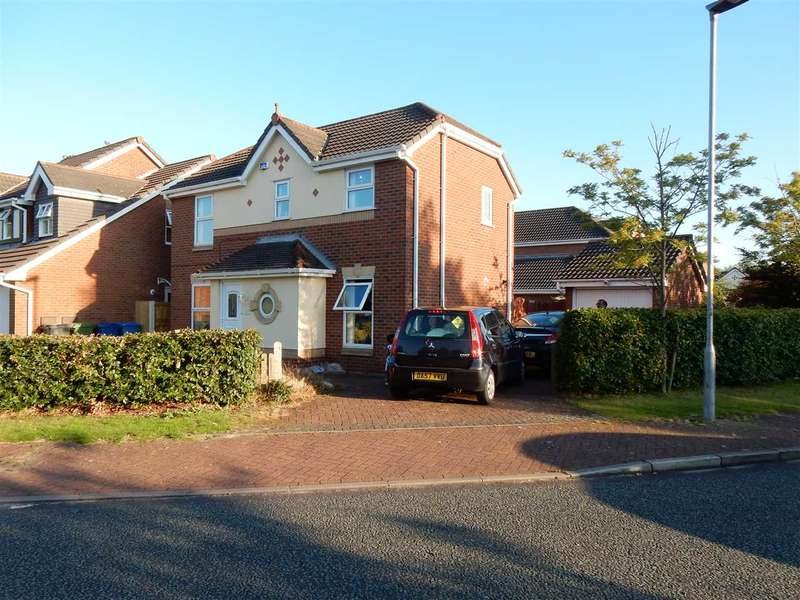 Detached House for sale in Barbondale Close, Warrington