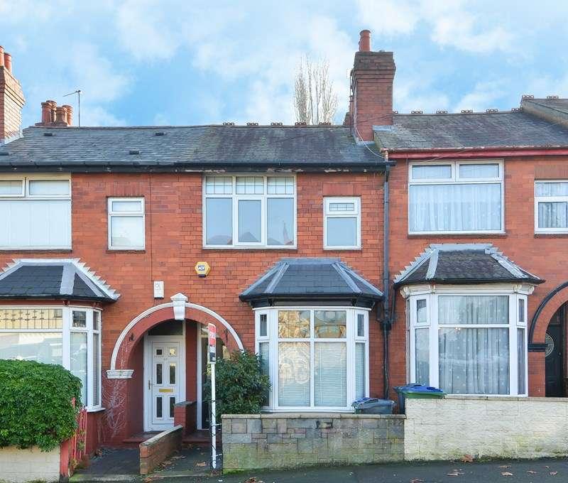 2 Bedrooms Terraced House for sale in Rathbone Road, Bearwood