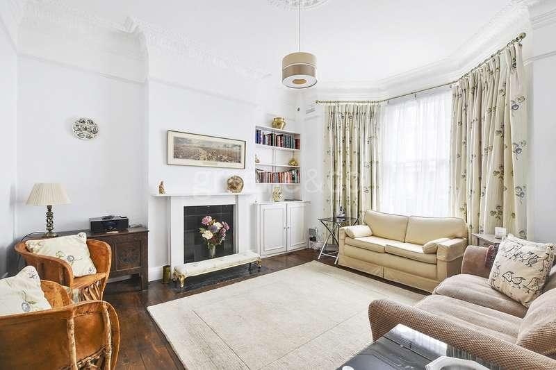 1 Bedroom Flat for sale in Bradiston Road, Maida Vale, London, W9