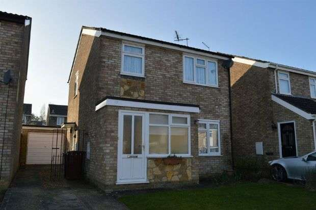 3 Bedrooms Detached House for sale in Pelham Court, The Arbours, Northampton NN3 3SA
