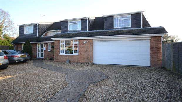 5 Bedrooms Detached House for sale in Budges Road, Wokingham, Berkshire