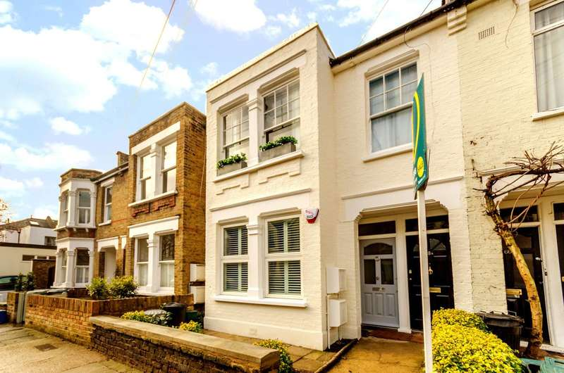 2 Bedrooms Flat for sale in Second Avenue, Mortlake, SW14