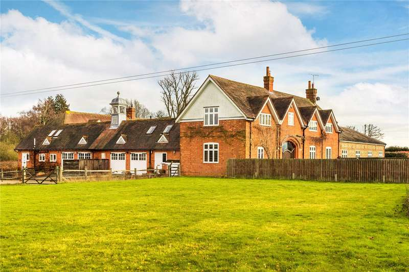 5 Bedrooms Semi Detached House for sale in Ledgers Farm, Ledgers Road, Warlingham, Surrey, CR6