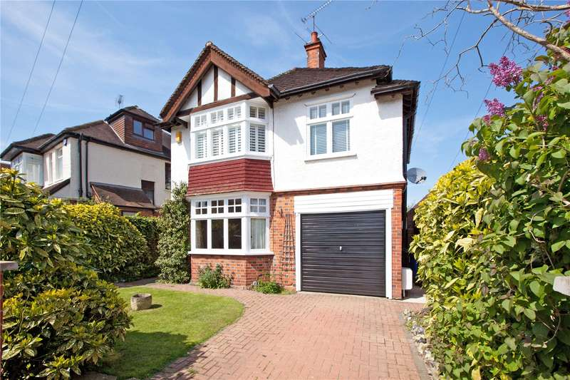 4 Bedrooms Detached House for sale in The Crescent, Maidenhead, Berkshire, SL6