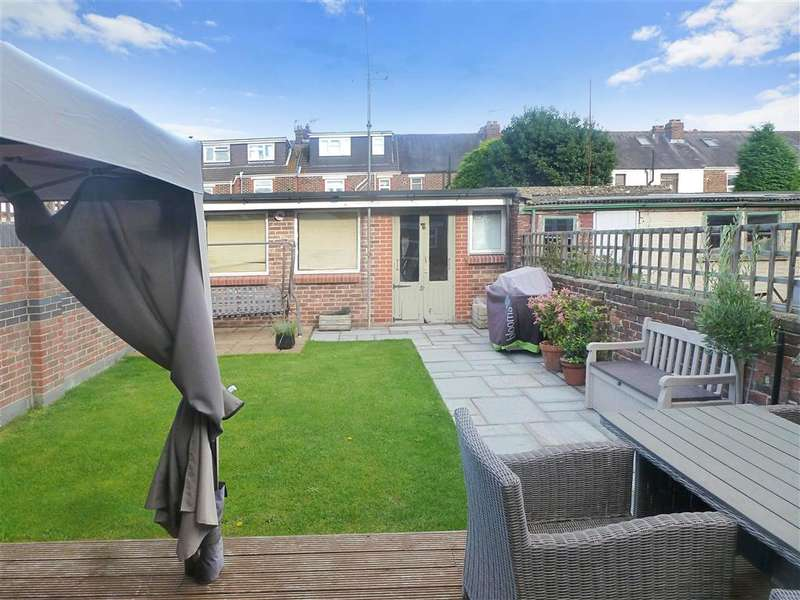 4 Bedrooms End Of Terrace House for sale in Chelmsford Road, Portsmouth, Hampshire