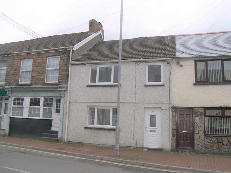 3 Bedrooms Terraced House for sale in High Street, Glynneath
