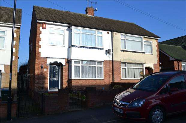 4 Bedrooms Semi Detached House for sale in Norton Hill Drive, Wyken, Coventry, West Midlands