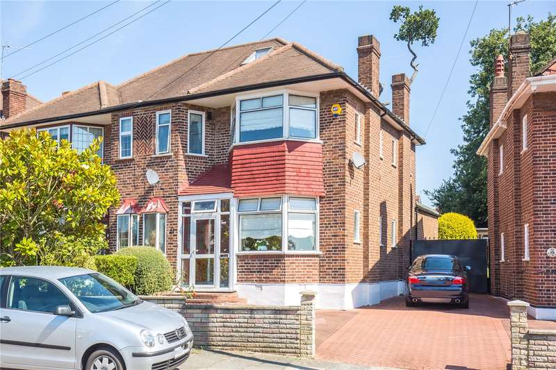 5 Bedrooms Semi Detached House for sale in Mandeville Road, Southgate, N14