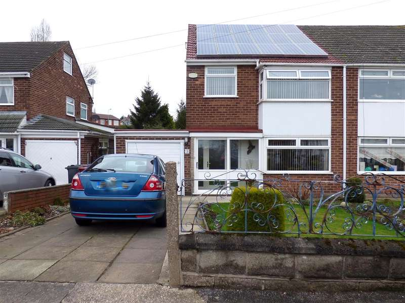 3 Bedrooms Semi Detached House for sale in North View, Huyton, Liverpool