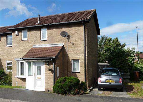 2 Bedrooms Link Detached House for sale in Dereham Court, Newcastle upon Tyne