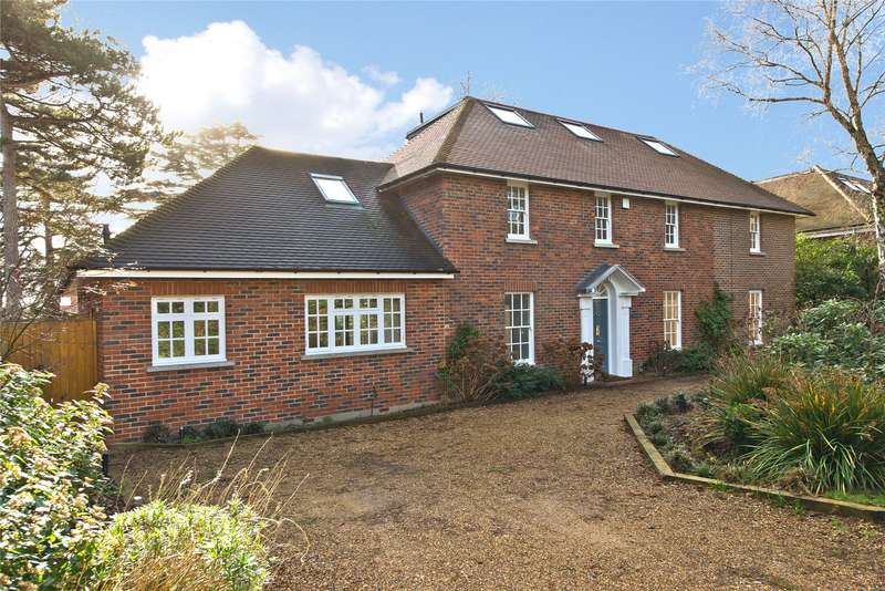 6 Bedrooms Detached House for sale in Ballard Close, Kingston upon Thames, KT2